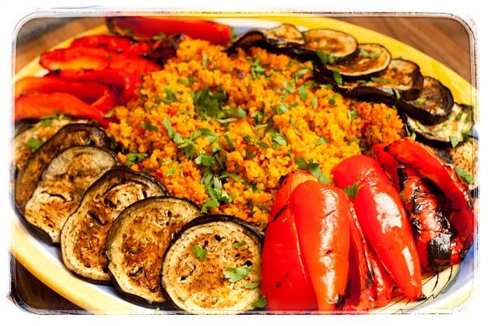 Foodblogevent november 2013 arabia manzjare for Palestijnse keuken
