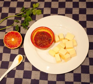 Ananas Mango Bloedsinaasappel Chutney